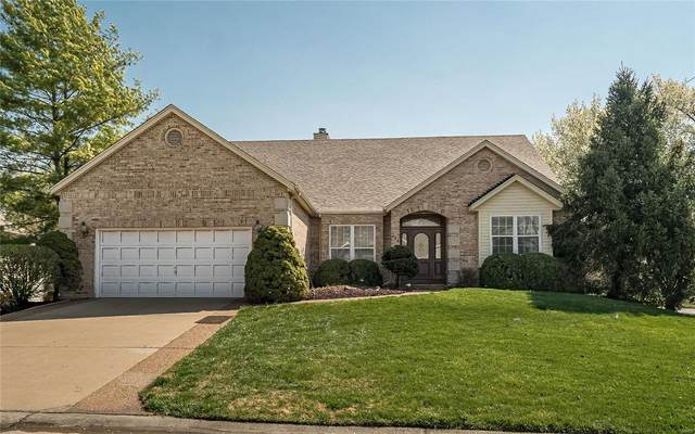 330 Cookshire Lane, Chesterfield, MO 63017 (#21019283) :: Parson Realty Group
