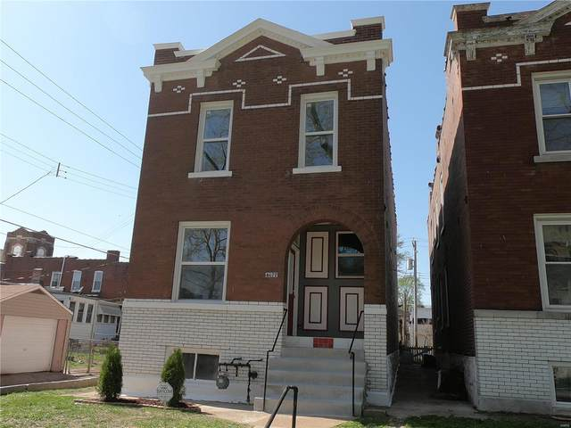 4677 Tennessee Avenue, St Louis, MO 63111 (#21019466) :: Clarity Street Realty