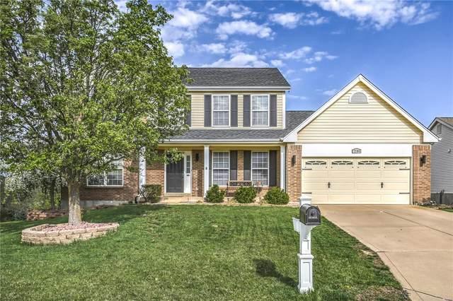 7796 Boatside Drive, Dardenne Prairie, MO 63368 (#21019759) :: PalmerHouse Properties LLC