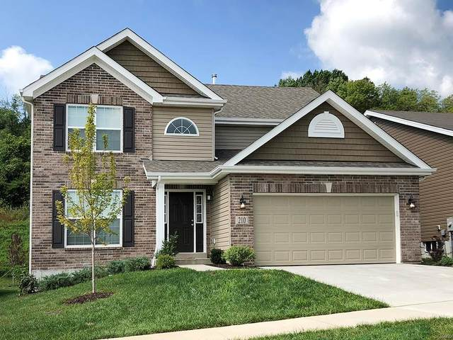 1 @ Royal II At Westhaven, Wentzville, MO 63385 (#21019984) :: RE/MAX Vision