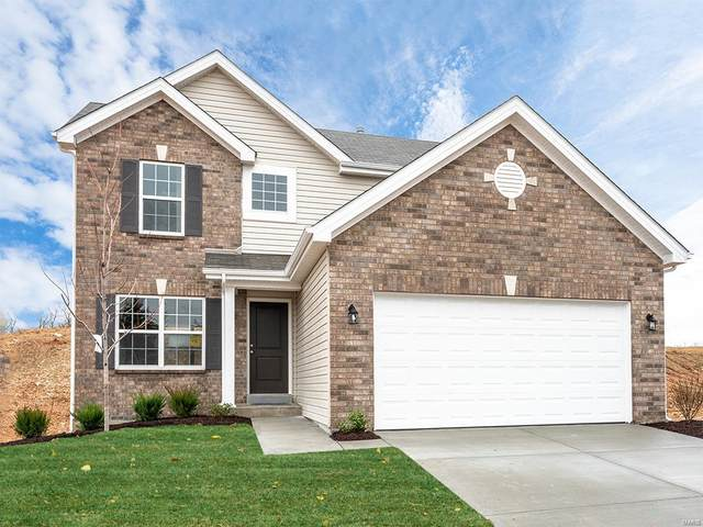 1 @ Berwick At Westhaven, Wentzville, MO 63385 (#21020051) :: RE/MAX Vision