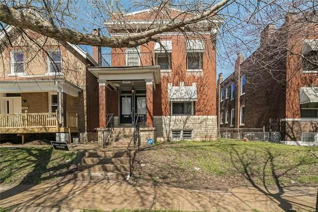 2841 Sidney Street, St Louis, MO 63104 (MLS #21020068) :: Century 21 Prestige