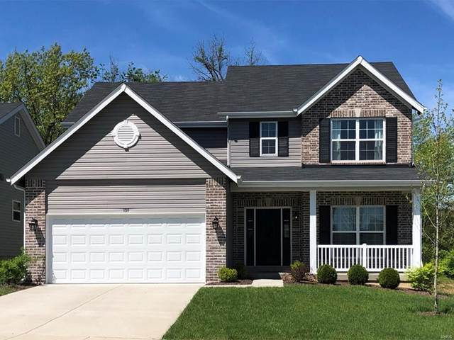 1 @ Ashford At Westhaven, Wentzville, MO 63385 (#21020095) :: RE/MAX Vision