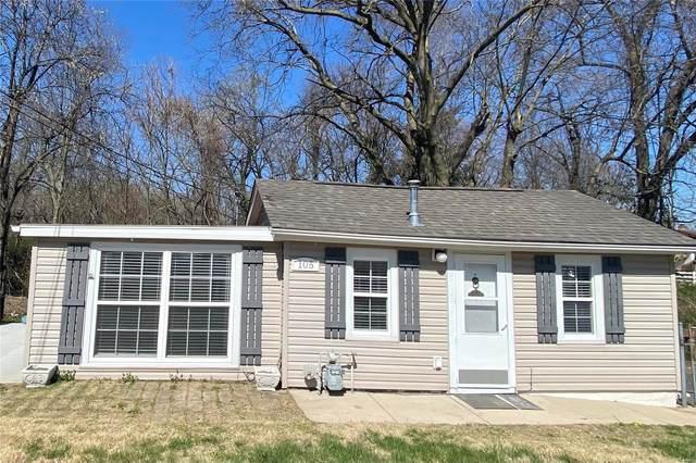 105 N High Street, Shiloh, IL 62269 (#21020430) :: Fusion Realty, LLC