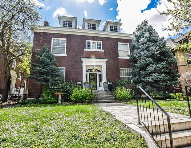 4626 Maryland Avenue, St Louis, MO 63108 (#21020465) :: Parson Realty Group
