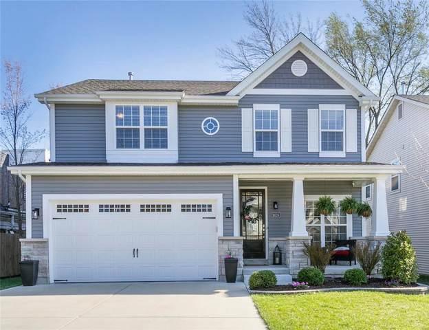 10324 Savannah Avenue, Frontenac, MO 63131 (#21020529) :: RE/MAX Vision