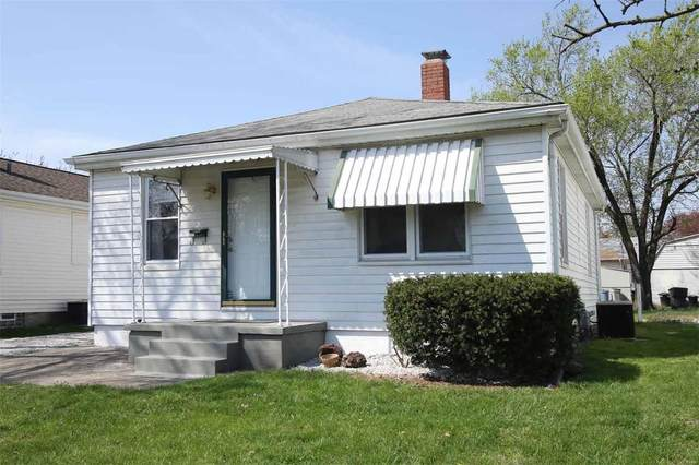 141 Haller Avenue, East Alton, IL 62024 (#21020774) :: Tarrant & Harman Real Estate and Auction Co.