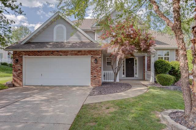 3 Cherry Hills Drive, Collinsville, IL 62234 (#21020897) :: Parson Realty Group