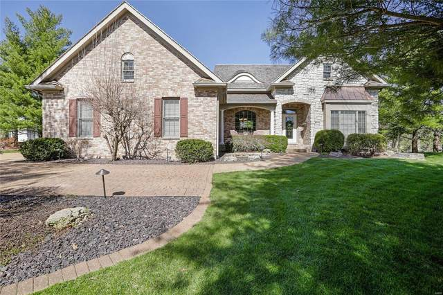 1209 S Oxfordshire Lane, Edwardsville, IL 62025 (#21021148) :: St. Louis Finest Homes Realty Group