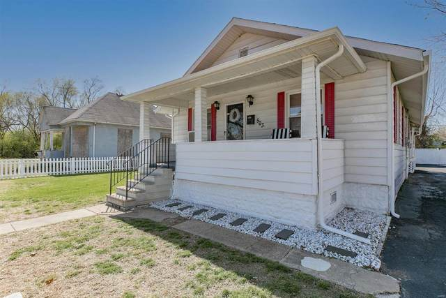 503 N 44th Street, East St Louis, IL 62205 (#21021373) :: Clarity Street Realty