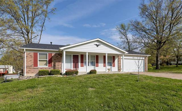 1 Mill Spring Court, Saint Peters, MO 63376 (#21021416) :: RE/MAX Vision