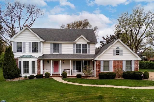 1411 Warson Oaks Court, St Louis, MO 63124 (#21021417) :: Kelly Hager Group | TdD Premier Real Estate