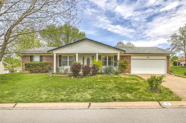 1 Heather Valley Circle, Saint Peters, MO 63376 (#21021590) :: Clarity Street Realty