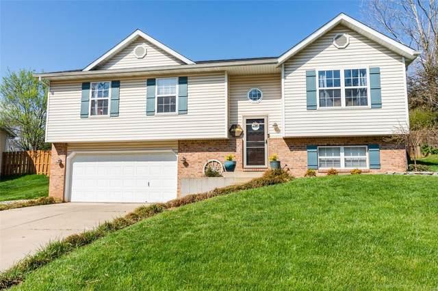 17 Davis Place, Collinsville, IL 62234 (#21021598) :: Century 21 Advantage