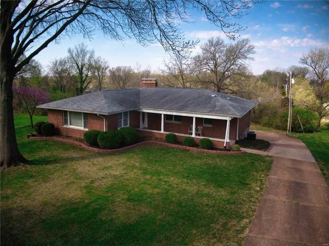409 Hanna Road, Manchester, MO 63021 (#21021607) :: The Becky O'Neill Power Home Selling Team