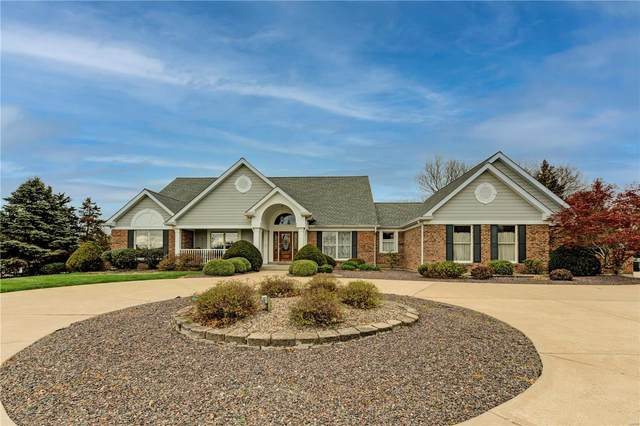 2144 Jarvis Road, Foristell, MO 63348 (#21021947) :: St. Louis Finest Homes Realty Group