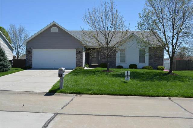 1234 Sunny Ridge Drive, O'Fallon, MO 63366 (#21022062) :: Kelly Hager Group | TdD Premier Real Estate