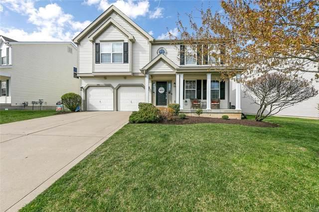260 Greenshire Lane, Dardenne Prairie, MO 63368 (#21022103) :: Kelly Hager Group | TdD Premier Real Estate