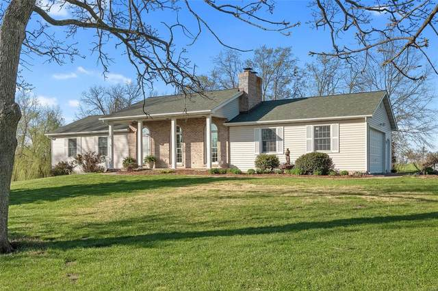105 Daniel Boone Trail, Winfield, MO 63389 (#21022186) :: RE/MAX Professional Realty