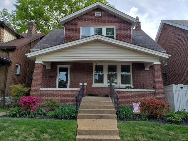 4056 Quincy, St Louis, MO 63116 (#21022219) :: Parson Realty Group