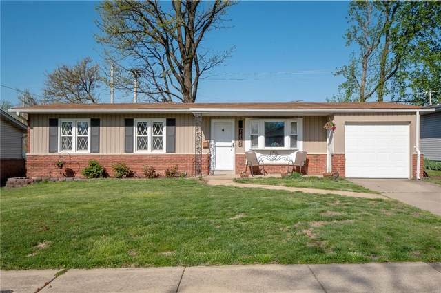 1805 Banstead Drive, Florissant, MO 63033 (#21022242) :: Clarity Street Realty