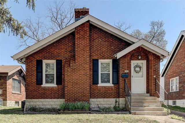 2492 Hartland Avenue, St Louis, MO 63114 (#21022330) :: Clarity Street Realty