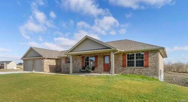 548 W Deerwood Drive, Jackson, MO 63755 (#21022339) :: Terry Gannon | Re/Max Results