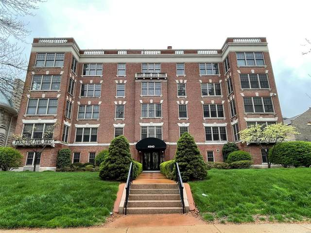 4540 Lindell #202, St Louis, MO 63108 (#21022361) :: Reconnect Real Estate