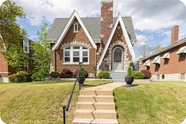 5519 Gresham Avenue, St Louis, MO 63109 (#21022407) :: Clarity Street Realty