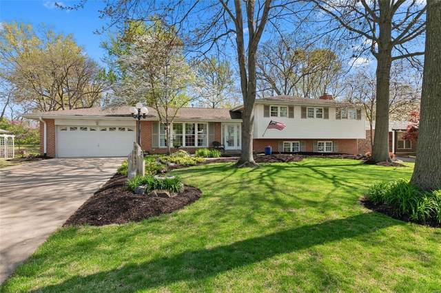 9843 Charwick, St Louis, MO 63128 (#21022449) :: Clarity Street Realty