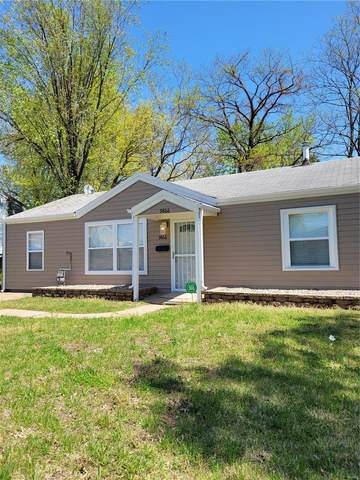9866 Dennis Drive, St Louis, MO 63136 (#21022633) :: Clarity Street Realty