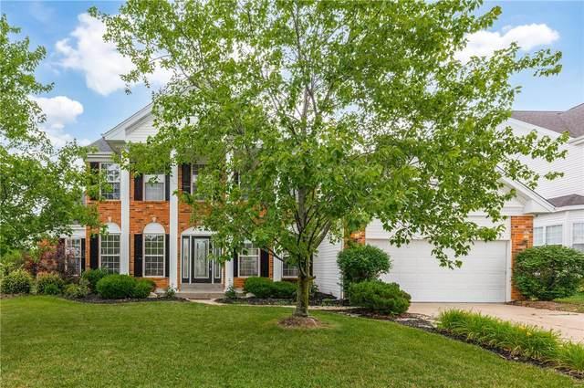 7234 Westfield Woods Drive, Dardenne Prairie, MO 63368 (#21022753) :: Kelly Hager Group   TdD Premier Real Estate