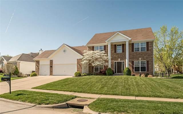 139 Timber Meadows Drive, O'Fallon, MO 63368 (#21022785) :: Kelly Hager Group | TdD Premier Real Estate