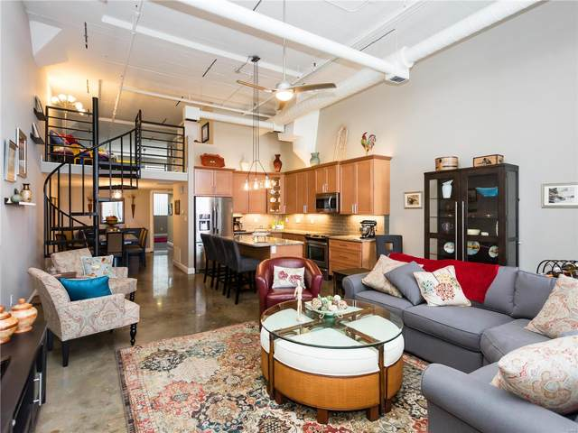 4100 Laclede Avenue #201, St Louis, MO 63108 (#21022811) :: Parson Realty Group