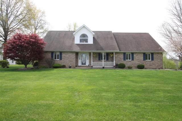2907 Fox Run Drive, Godfrey, IL 62035 (#21022852) :: Tarrant & Harman Real Estate and Auction Co.