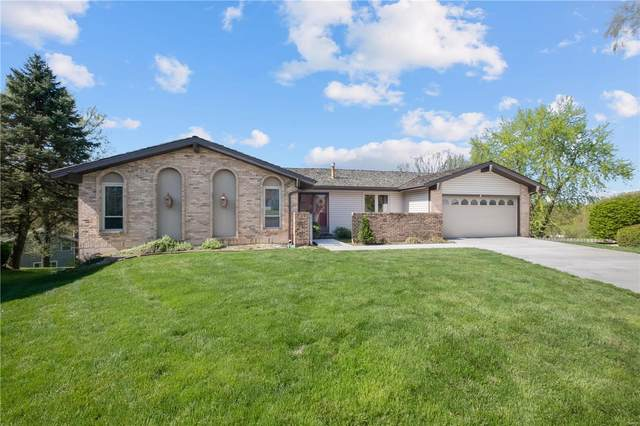 4 Dixie Way, Saint Charles, MO 63303 (#21022873) :: Tarrant & Harman Real Estate and Auction Co.