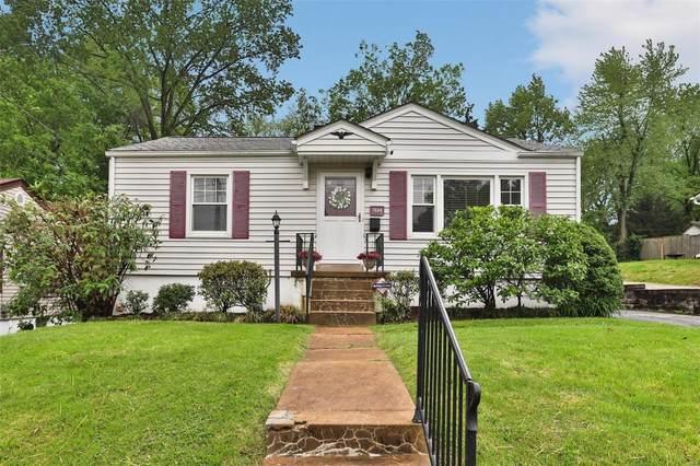 7604 Weaver Avenue, St Louis, MO 63143 (#21022960) :: Parson Realty Group