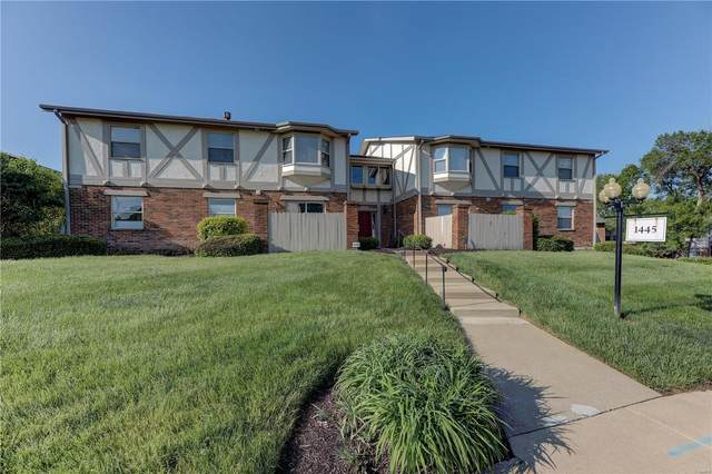 1445 Willow Brook Cove #8, St Louis, MO 63146 (#21023110) :: Parson Realty Group