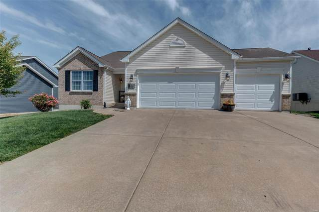 833 Railway Circle, Wentzville, MO 63385 (#21023112) :: St. Louis Finest Homes Realty Group