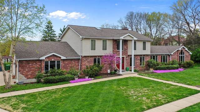 12465 Alswell Lane, St Louis, MO 63128 (#21023131) :: Clarity Street Realty