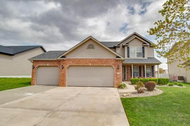 872 Allenbrook Avenue, O'Fallon, IL 62269 (#21023199) :: Tarrant & Harman Real Estate and Auction Co.