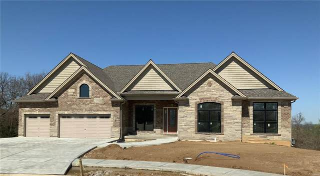 11 Terramont Place, Saint Charles, MO 63301 (#21023252) :: Parson Realty Group