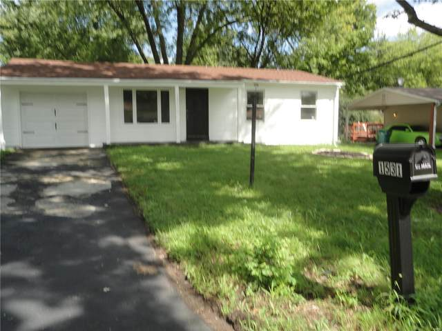 1531 Redman, St Louis, MO 63138 (#21023265) :: Clarity Street Realty