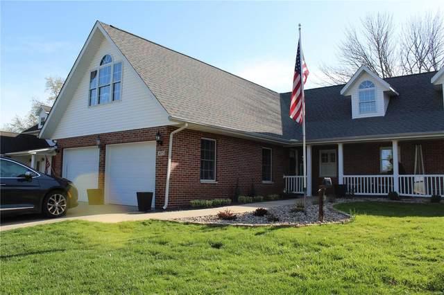 475 Point Of View, Edwardsville, IL 62025 (#21023312) :: Hartmann Realtors Inc.