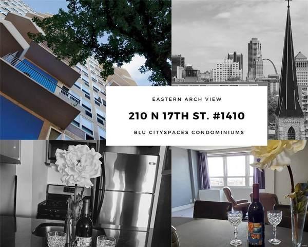 210 N 17TH Street #1410, St Louis, MO 63103 (#21023338) :: Parson Realty Group