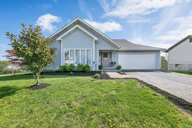116 Castlewood, Troy, MO 63379 (#21023340) :: Parson Realty Group