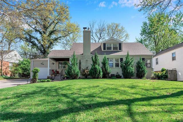 754 Brownell Avenue, St Louis, MO 63122 (#21023452) :: Clarity Street Realty