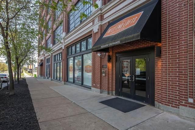 4100 Forest Park Avenue #221, St Louis, MO 63108 (#21023481) :: Hartmann Realtors Inc.