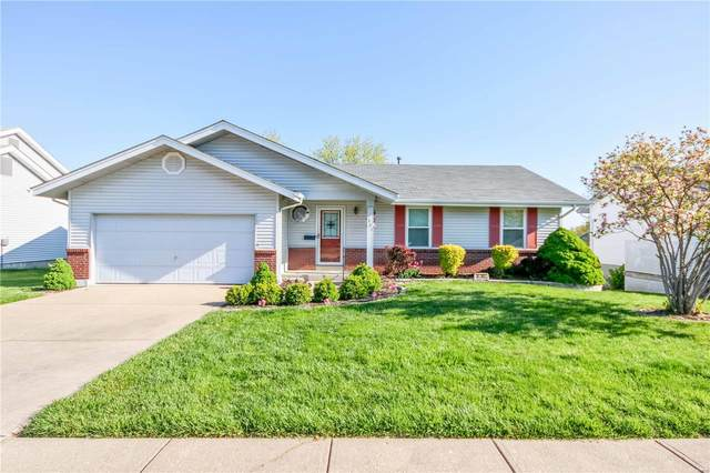 321 Birmingham Drive, O'Fallon, MO 63366 (#21023666) :: Kelly Hager Group | TdD Premier Real Estate