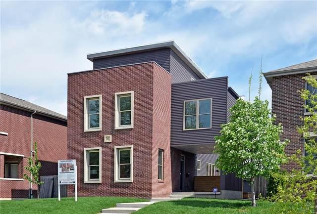 4376 Washington Boulevard, St Louis, MO 63108 (#21023709) :: The Becky O'Neill Power Home Selling Team